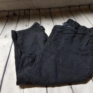 💫New listing Avenue denim crop jeans